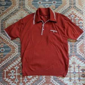 Vintage sweater polo